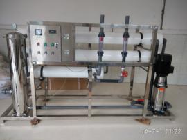 单级5吨纯净水设备
