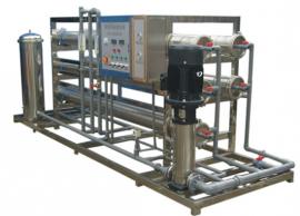 15吨单级纯净水设备