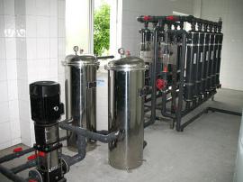 12吨山泉水设备