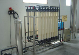 8吨山泉水设备