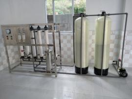 2吨山泉水设备