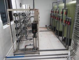 重庆双级两吨纯净水设备