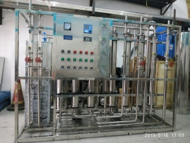 贵州EDI超纯水设备